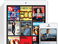 Magzter on iPad, iPhone and Android Deveices